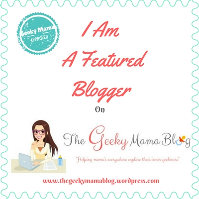 The Geeky Mama Blog